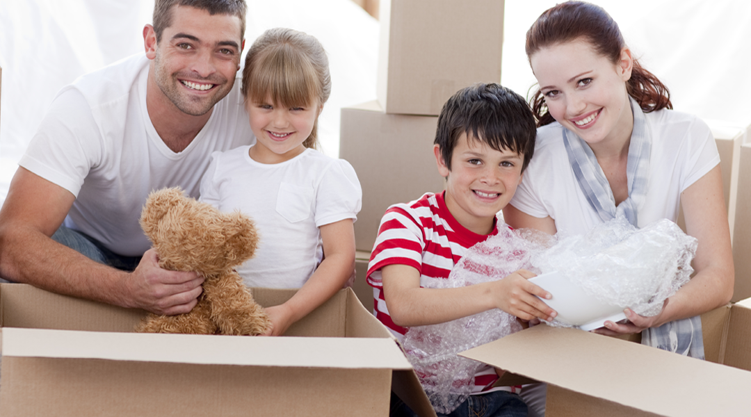 Practical Tips For Moving With Kids (In Chicago)