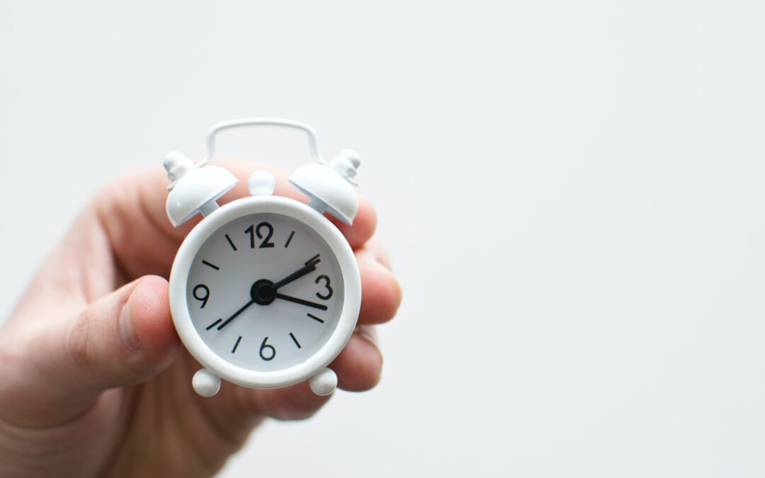 Planning a Moving Timeline